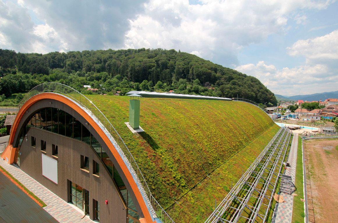 Acoperisurile verzi Bauder si avantajele sale: oglinda viitorului in care dorim sa traim