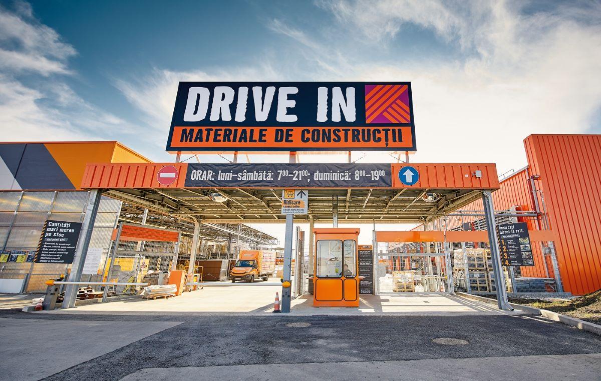 HORNBACH a investit 2,8 milioane euro in extinderea magazinului din Sibiu