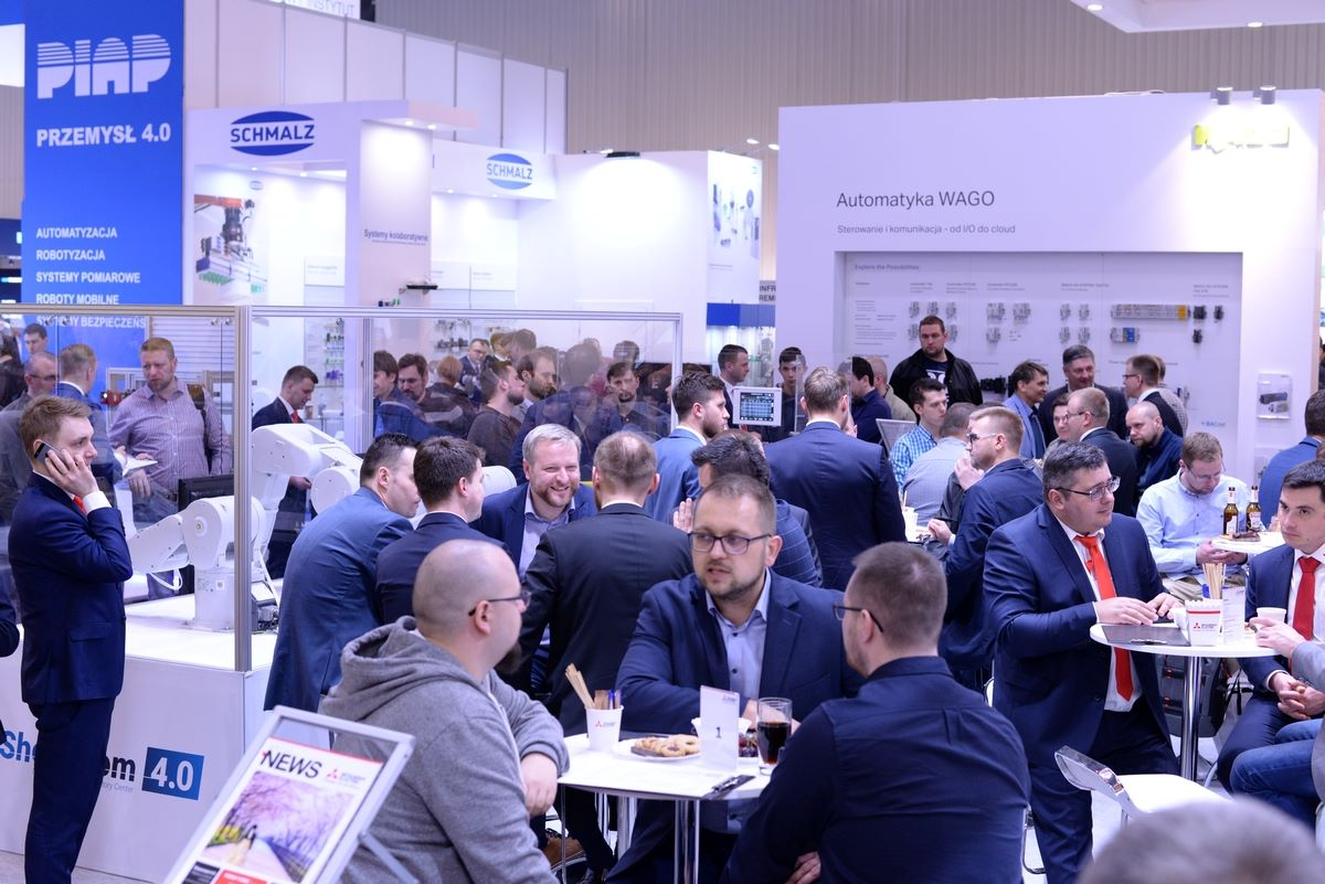 Polish trade show AUTOMATICON takes place on 17-19 of March in Warsaw
