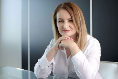 1.Mihaela Anca – HR Director TeraPlast Group