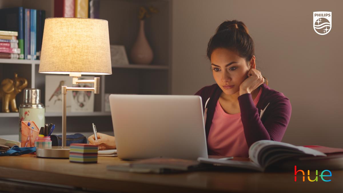 Lumina ideala atunci cand lucrezi de acasa. O singura locuinta… o multime de posibilitati de iluminat