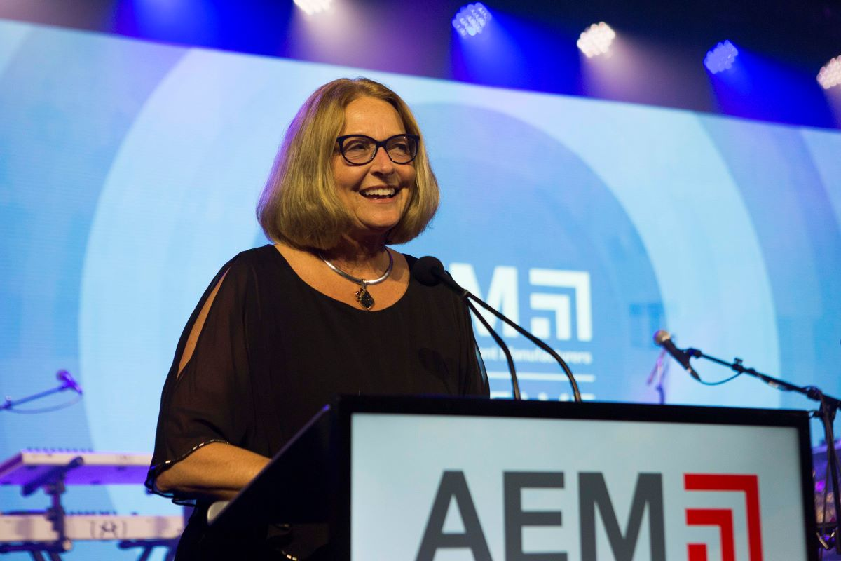 How Vermeer's Mary Andringa Drove a Lean Machine Company to Become the First Woman in the AEM Hall of Fame