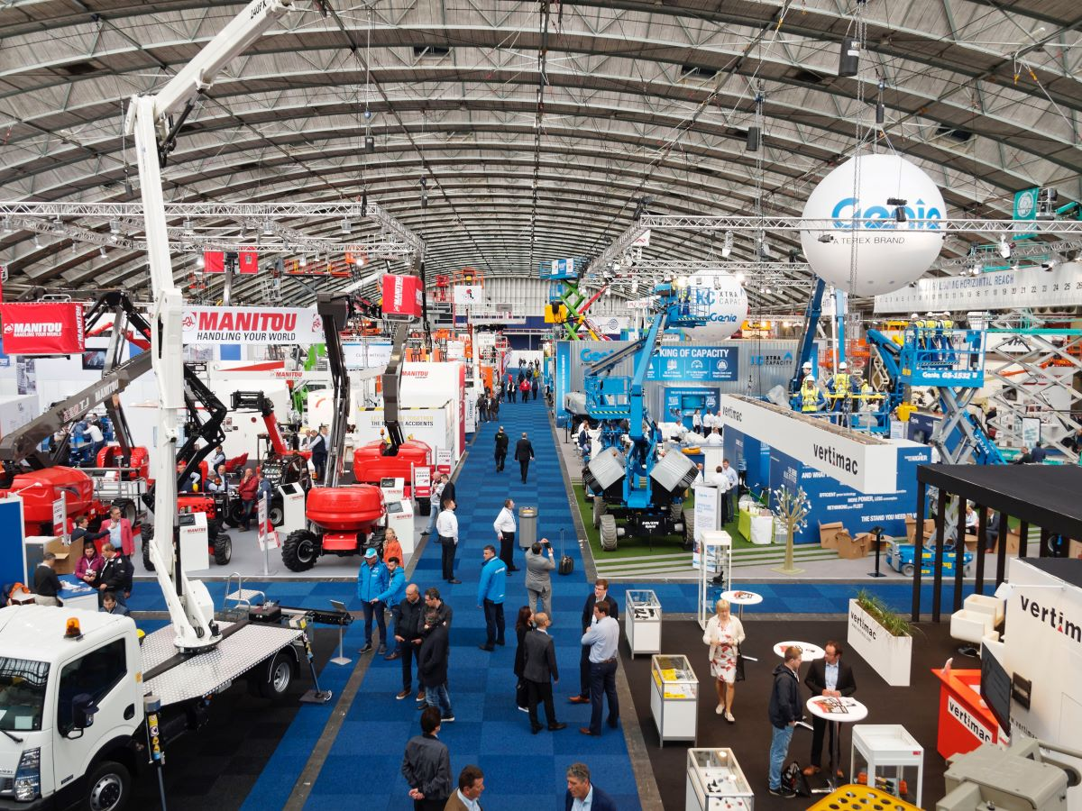 APEX and International Rental Exhibition postponed to 8-10 September, 2020