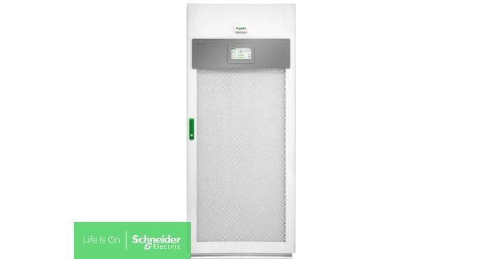 Schneider Electric lanseaza cel mai compact UPS trifazat din gama sa: Galaxy VL