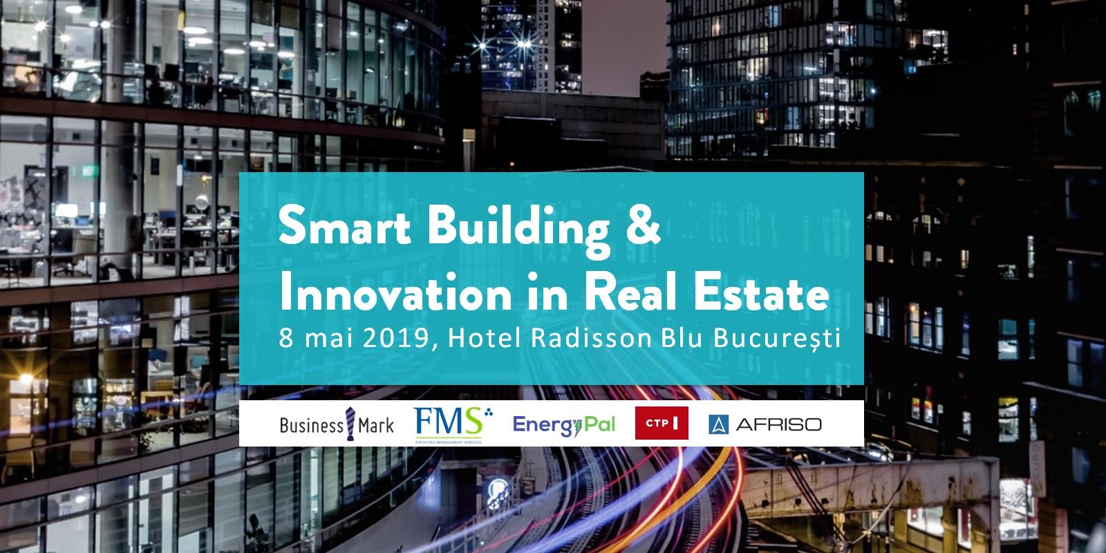 Inovatia tehnologica si cladirile smart din ce in ce mai des intalnite in industria Real Estate