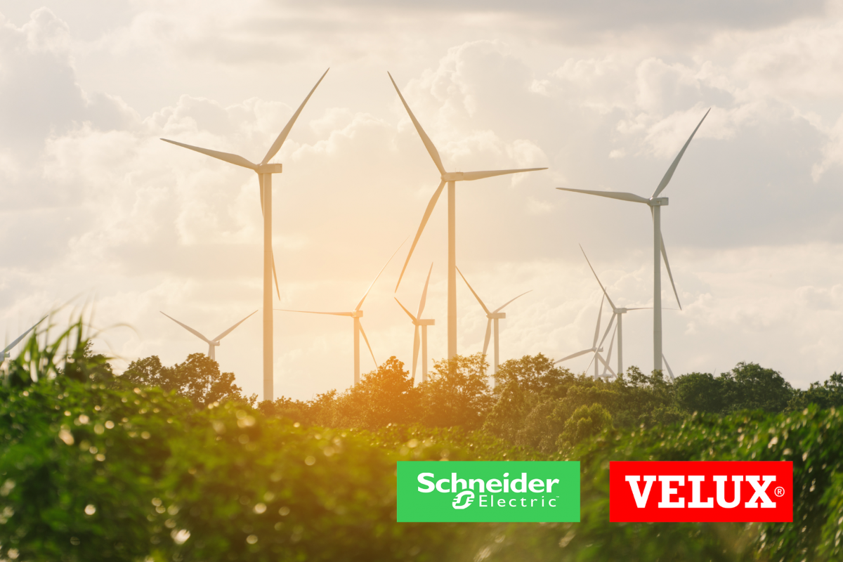 The VELUX Group and Schneider Electric announce partnership to pursue renewable Power Purchase Agreements (PPAs)