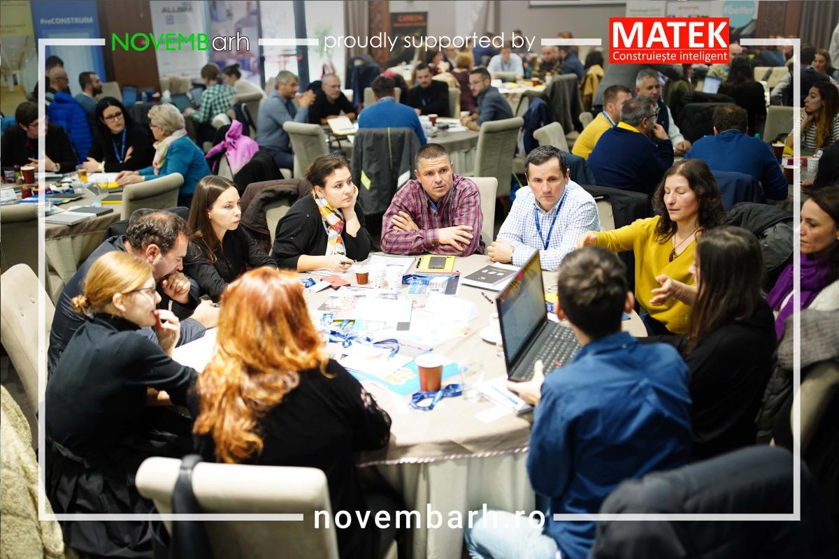 300 de arhitecți și invitați ne prezintă provocările profesiei de arhitect