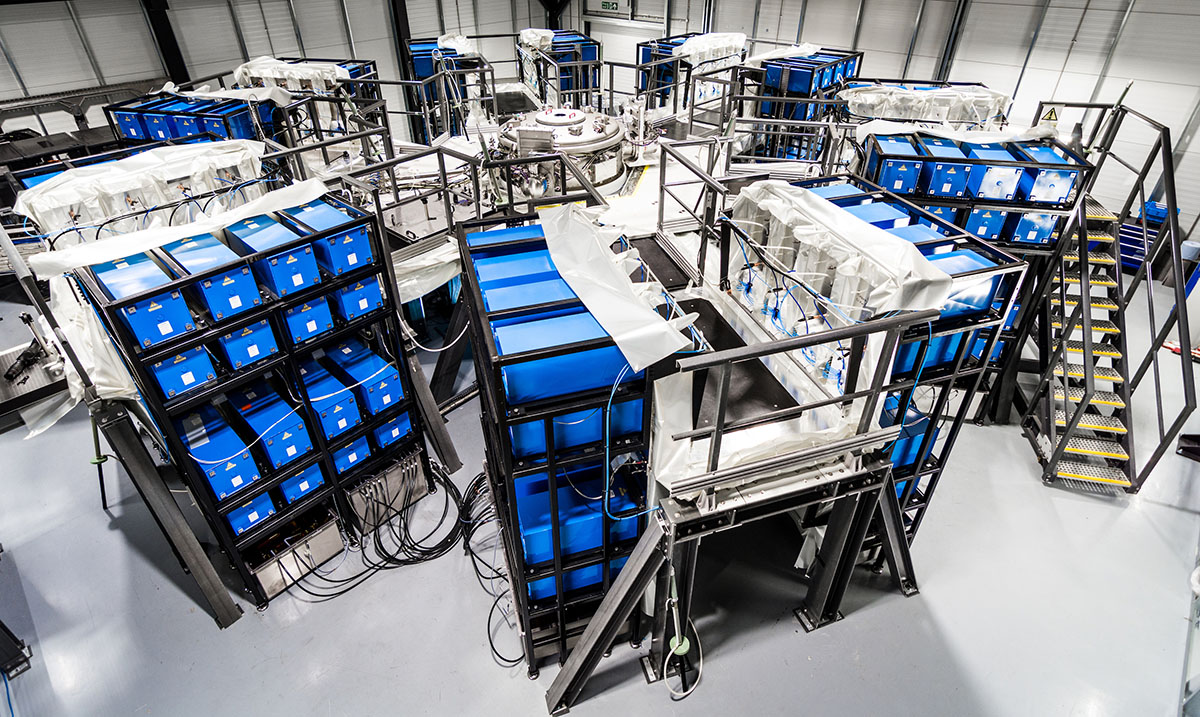 Digitizers from Spectrum used in race to create fusion reactor for limitless clean energy