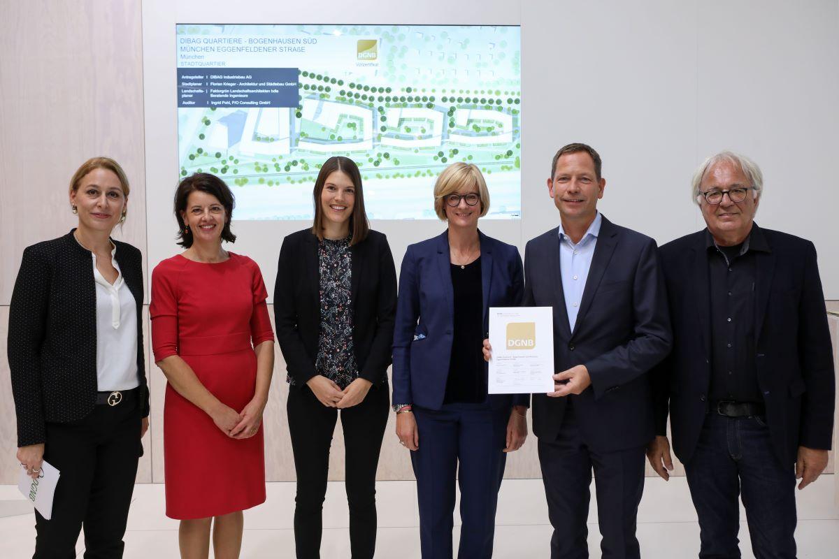 DGNB mit neuer internationaler Version der Gebäudezertifizierung – auch System für Quartiere überarbeitet