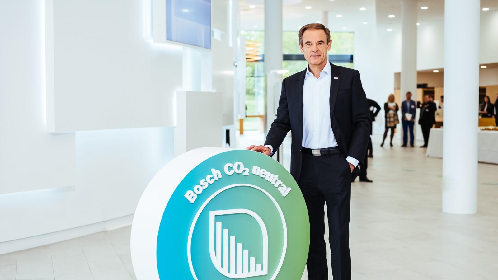 Masuri privind clima: Bosch va fi neutra din punct de vedere al emisiilor de carbon pana in 2020