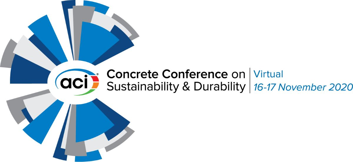 ACI CONCRETE CONFERENCE ON SUSTAINABILITY AND DURABILITY