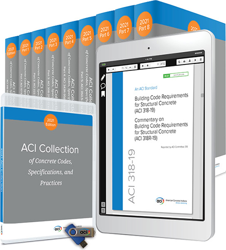 AMERICAN CONCRETE INSTITUTE RELEASES 2021 ACI COLLECTION OF CONCRETE CODES, SPECIFICATIONS, AND PRACTICES