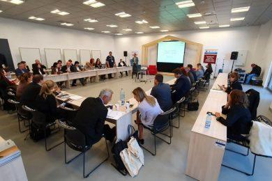 222.2 apr.CLUSTERO – Adunarea Generala 2019 la CREIC – Centrul Regional de Excelență pentru Industrii Creative