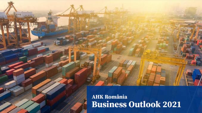 AHK Business Outlook: Asteptarile companiilor s-au imbunatatit semnificativ
