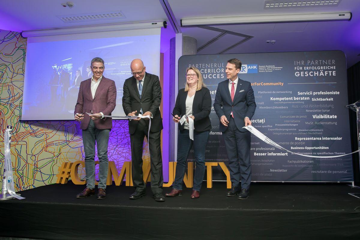 """AHK Romania primul """"locatar"""" al spatiului de Coworking Hotspot"""