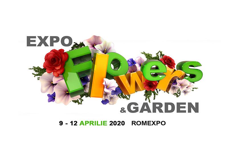 EXPO FLOWERS & GARDEN – Expozitia Internationala de flori, amenajari peisagistice, horticultura si gradinarit