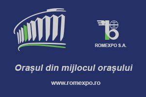 ROMEXPO amana desfasurarea manifestarilor expozitionale  din perioada 2- 5 aprilie 2020