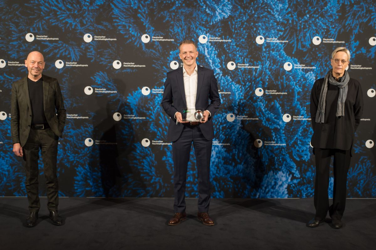 Deutscher Nachhaltigkeitspreis Architektur geht an das Holzhochhaus SKAIO in Heilbronn