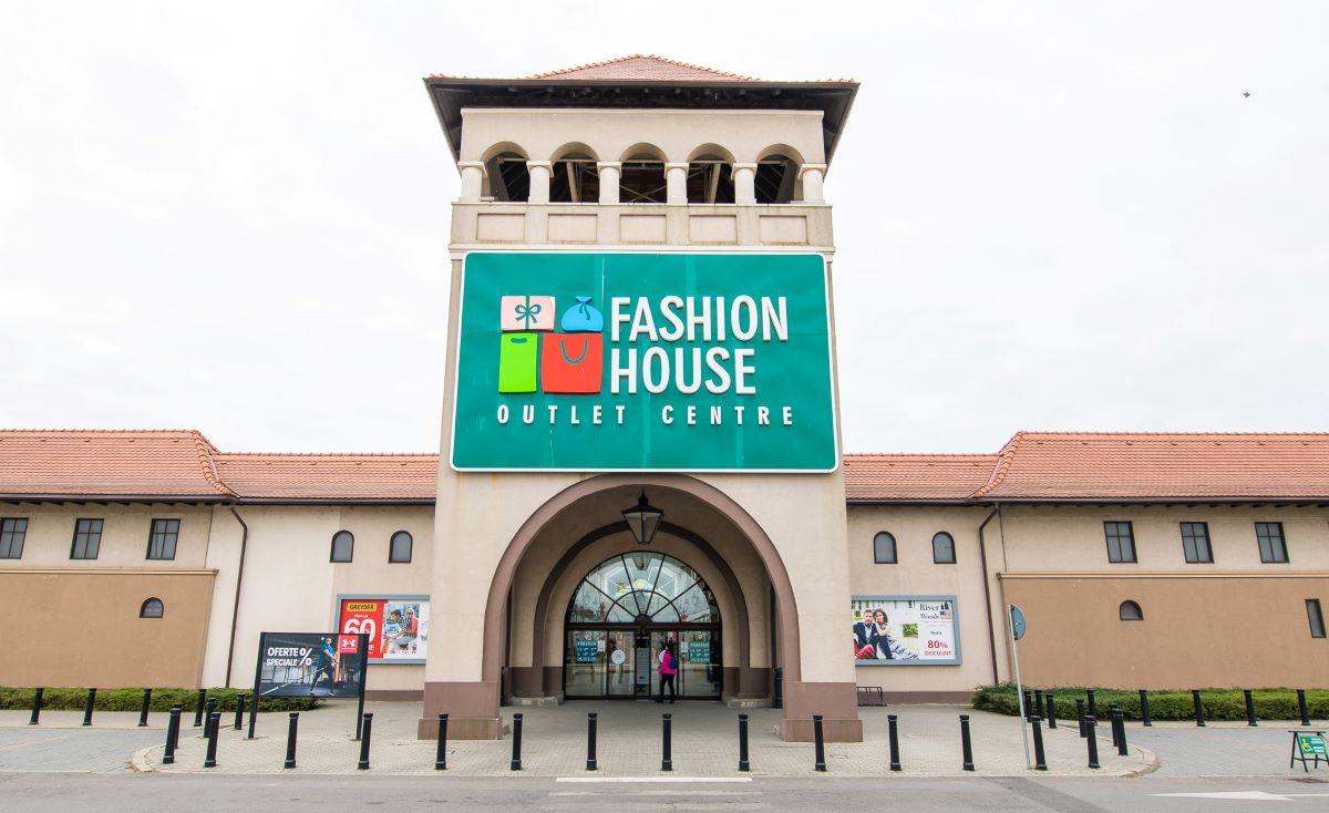 FASHION HOUSE Outlet Centre Militari aniverseaza 12 ani