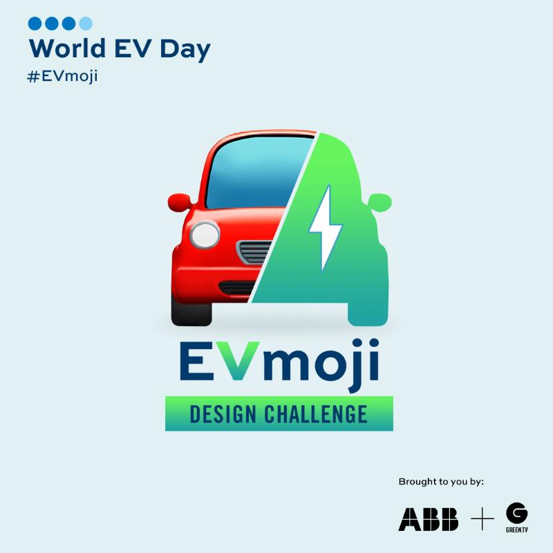 Creati primul vehicul electric Emoji din lume pentru Ziua Mondiala a Vehiculelor Electrice 2021
