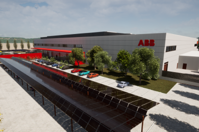 ABB breaks ground on $30 million facility for EV chargers to meet global demand
