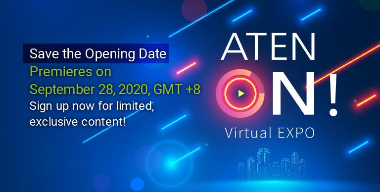 ATEN ON!  Premiere in cadrul expozitiei virtuale pe 28 septembrie