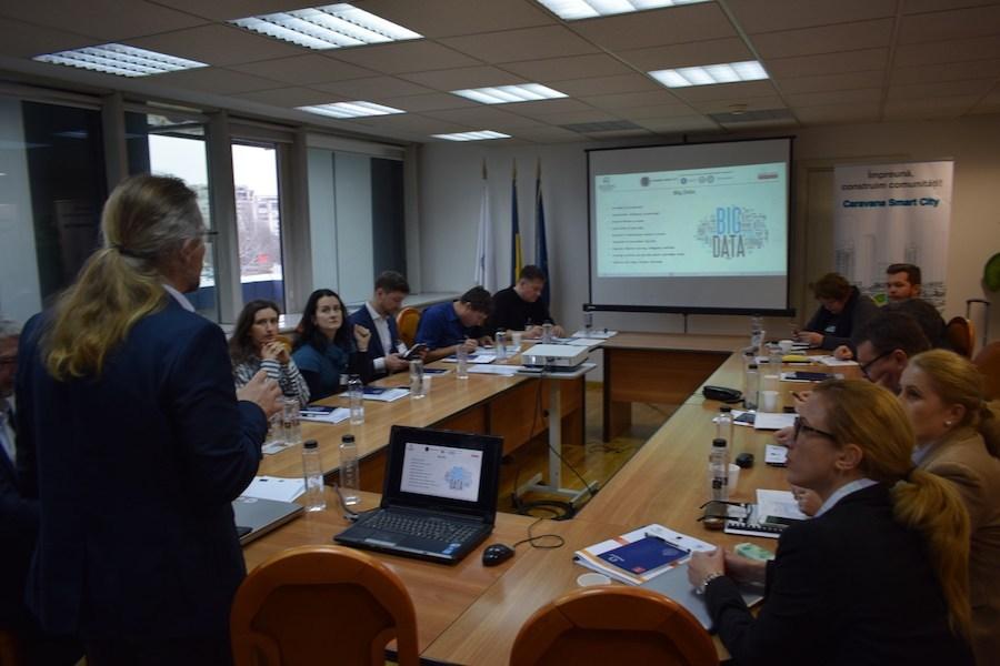 Primele cursuri din Romania dedicate conceptului Smart City