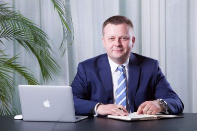 Alexandru Stanean-CEO TeraPlast Group
