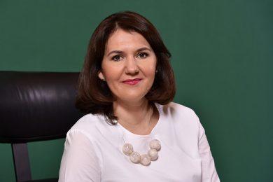 Alina Calciu, CBRE Romania