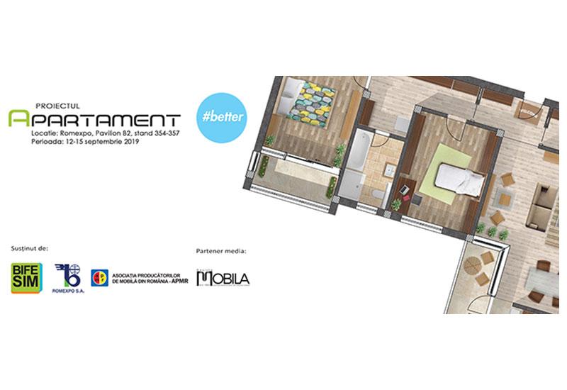 Proiectul Apartamentul #better