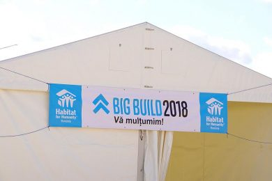 Ariston, Welcome BIG BUILD 2018