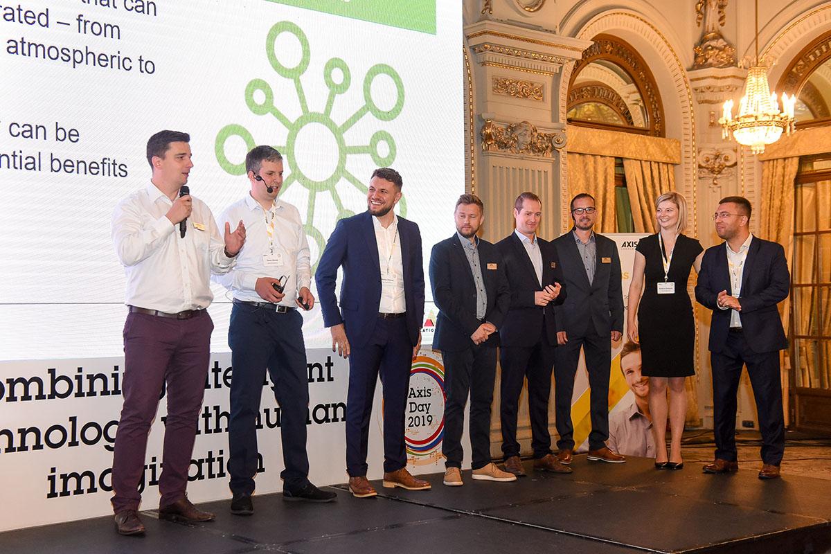 Axis Day 2019 aduce in prim plan folosirea inteligentei artificiale in industria de securitate