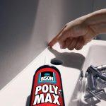 adeziv accesorii baie poly max