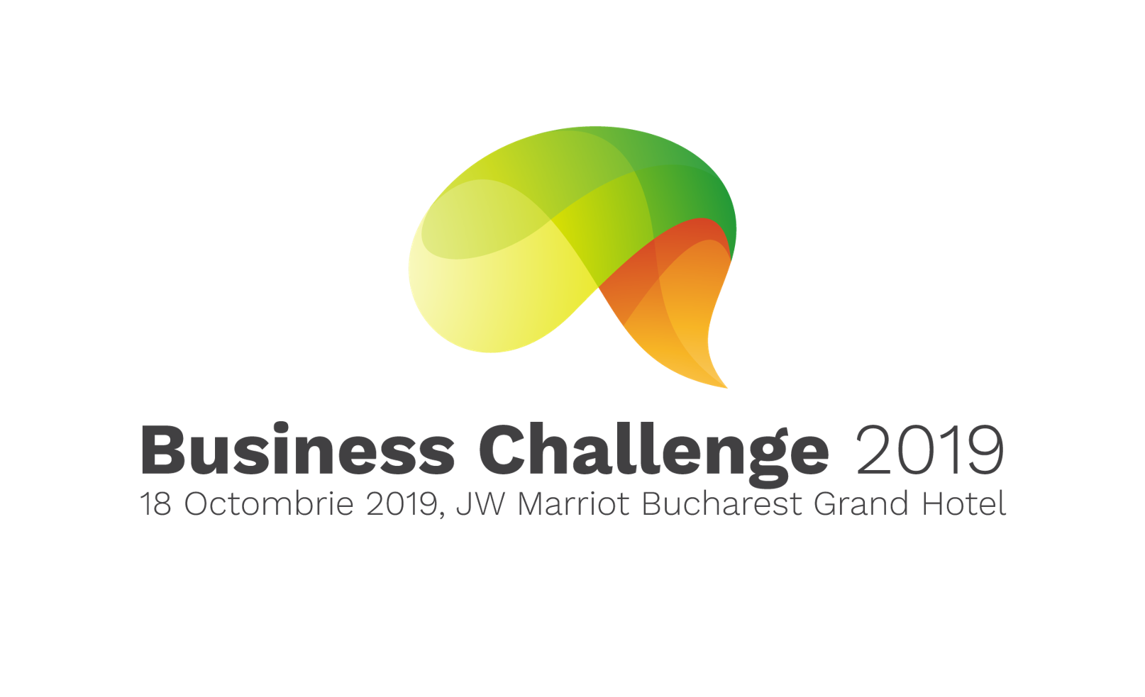 """BUSINESS CHALLENGE 2019, Bucuresti: """"It's all about Success and Failure, but most of all it's about not giving up!"""