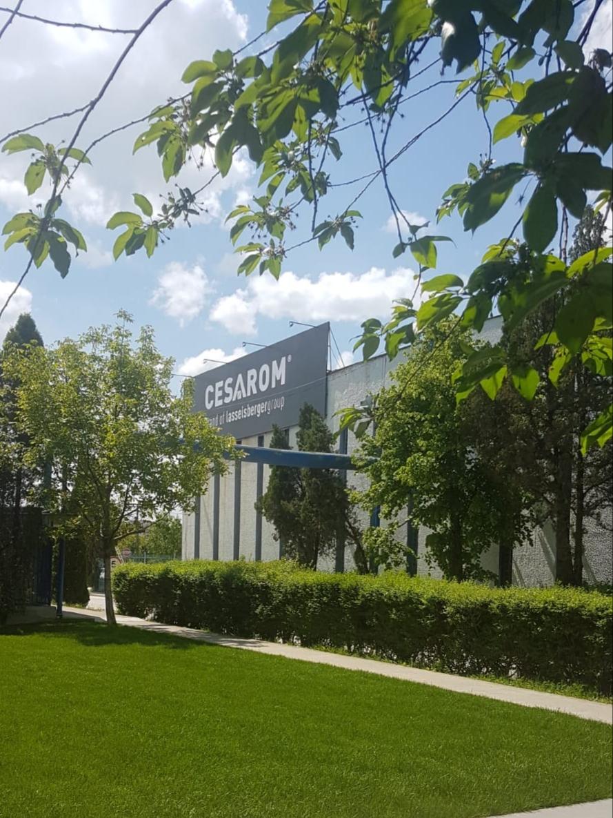 Liniile de productie Lasselsberger Ceramics Romania  din Cluj-Napoca continua la parametri normali