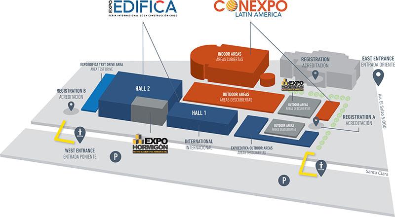 CONEXPO Latin America 2019 Announces New Equipment Demo Area