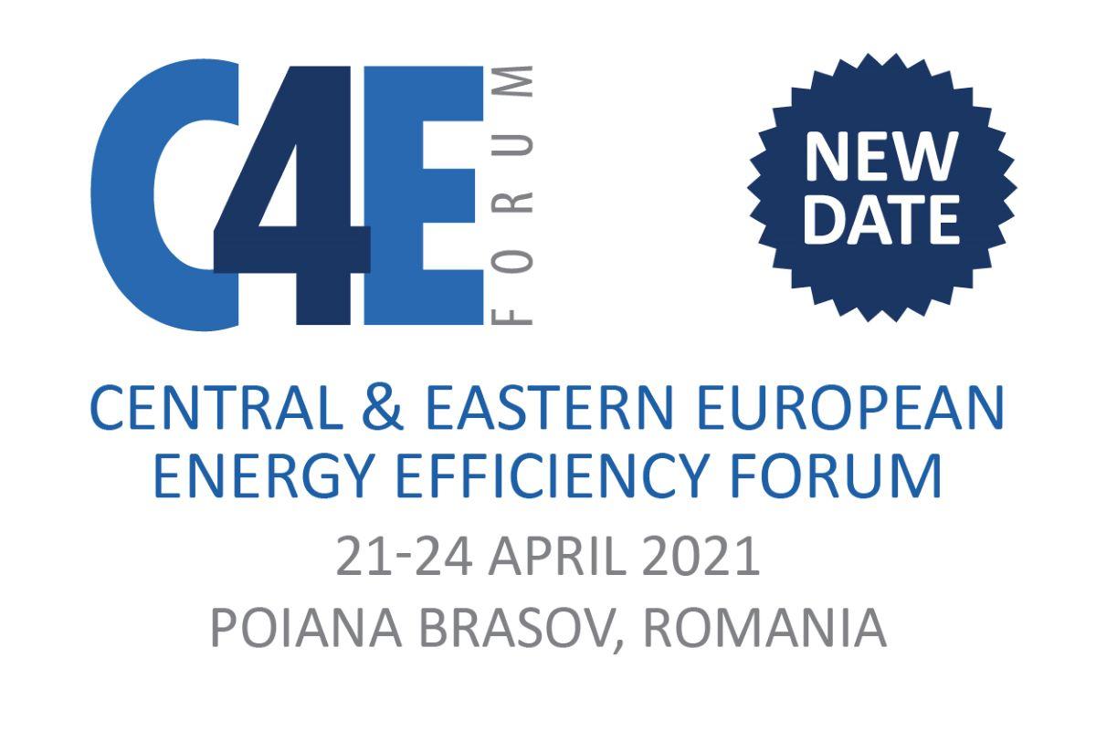 NEW DATE FOR C4E FORUM IN ROMANIA: 21-24 APRIL, 2021