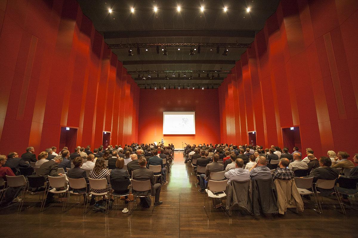Carbon- und Textilbetontage vom 24. bis 25. September 2019. Vorträge mit Simultanübersetzung, Impulsseminare, Ausstellung und Networking