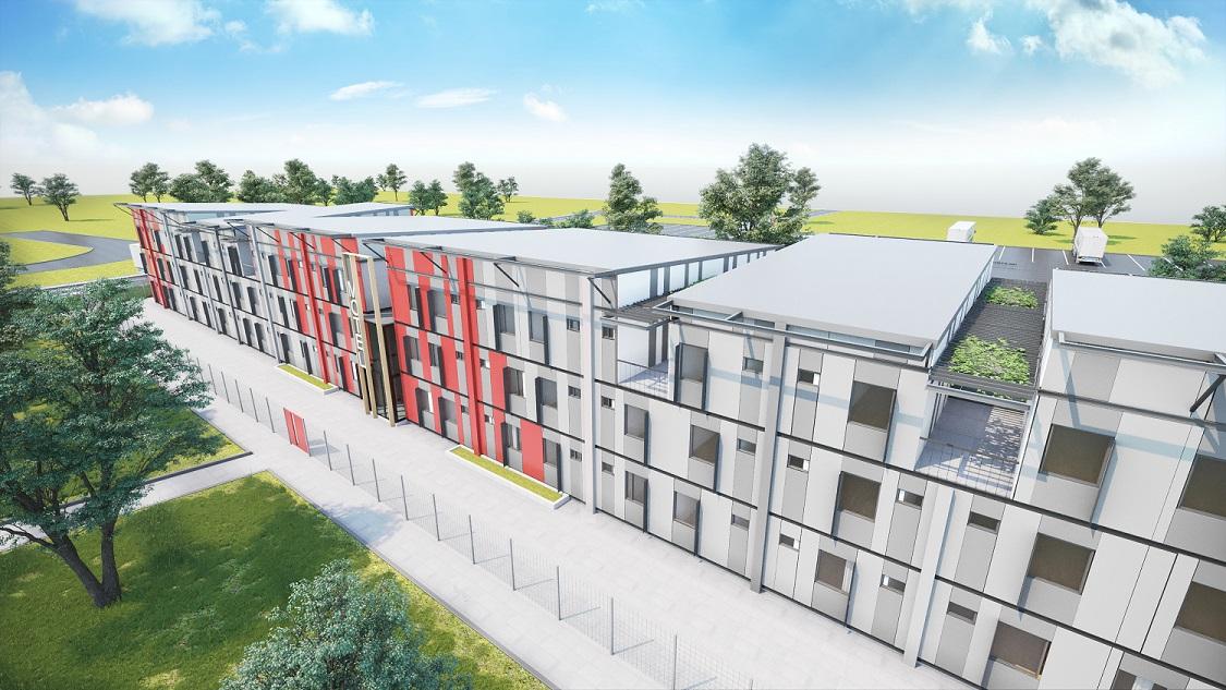 P3 incepe constructia unei cladiri multifunctionale in parcul P3 Bucharest – o premiera in Romania