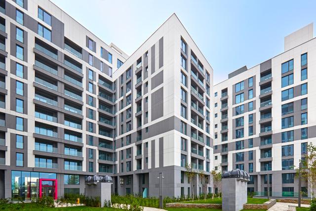 Sticla Guardian Glass aduce mai multa lumina naturala, performanta si protectie solara in apartamentele Cloud 9 Residence