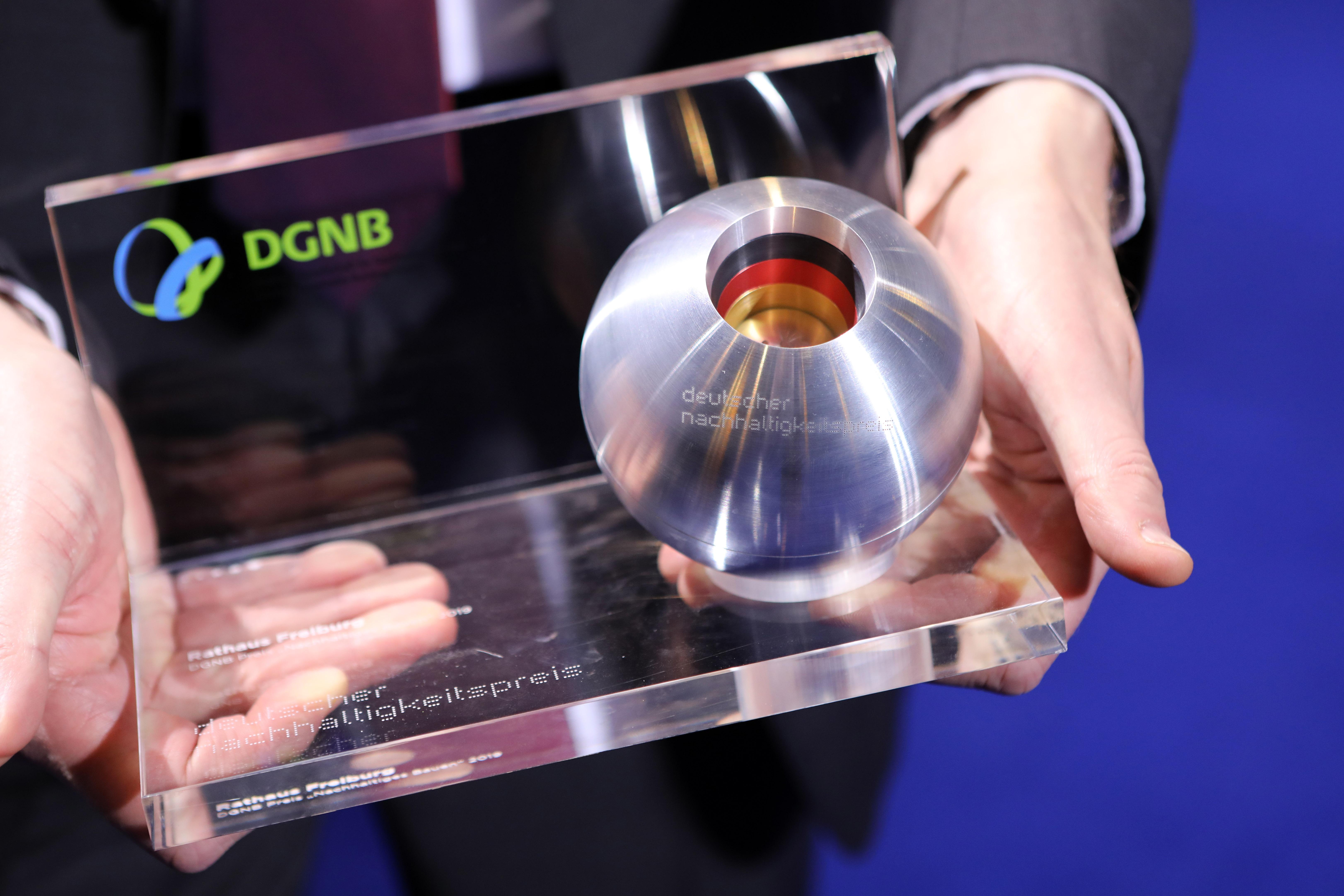 Wettbewerbsstart: Deutscher Nachhaltigkeitspreis würdigt zukunftsweisende Architektur