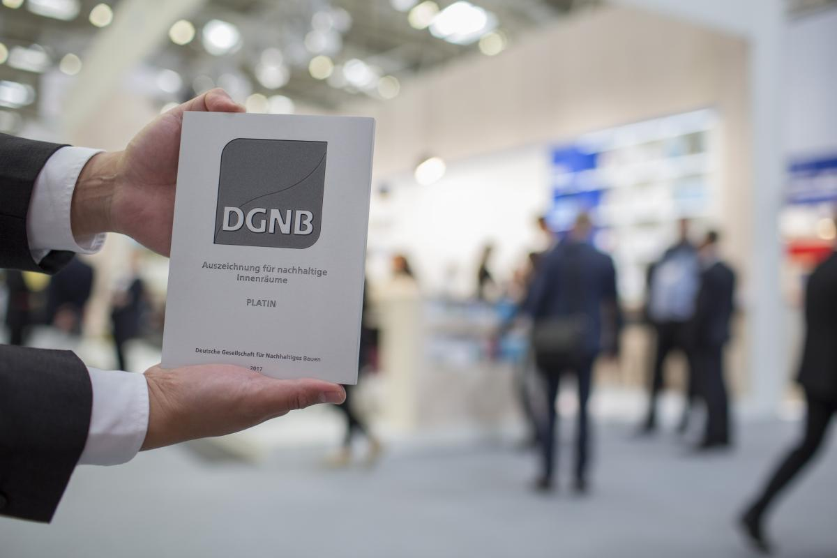 Zum zehnjährigen Jubiläum: DGNB mit neuen Rekordzahlen bei der Zertifizierung