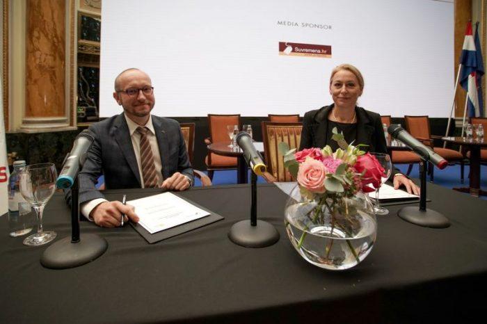 Für mehr Nachhaltigkeit im Bauen in Europa: DGNB startet Partnerschaft in Kroatien