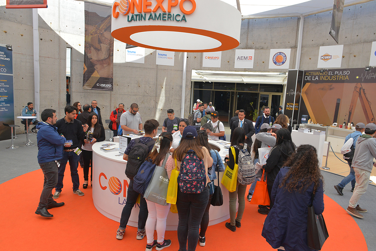 CONEXPO Latin America 2019 a Success