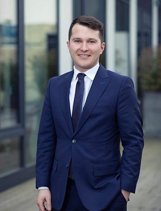 Daniel Cateliu se alatura echipei P3 in Romania ca Leasing and Development Manager