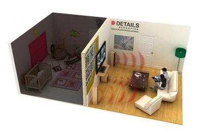 Details Acoustics HD Foam Plus si Blocktec