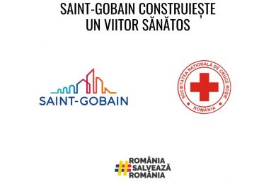 Echipa Saint-Gobain construieste un viitor sanatos