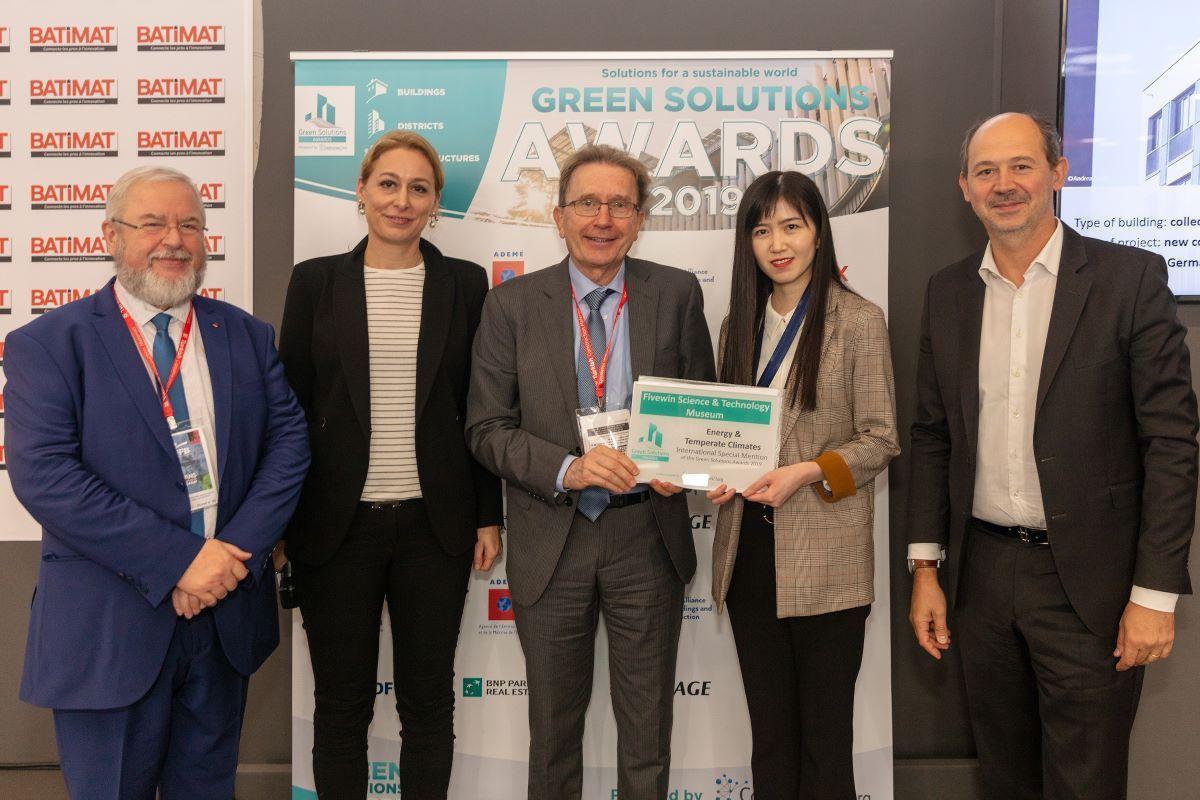 Green Solutions Awards suchen weltweit nach den besten Beispielen klimagerechten Bauens