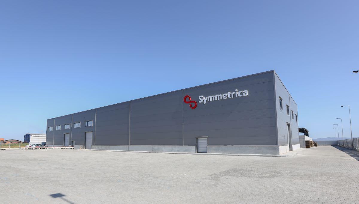 SYMMETRICA – investitie de 6 milioane de euro in noua unitate de productie din judetul Arad