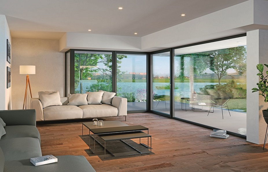 Deceuninck ofera un sistem inovator pentru ferestre si usi cu o durata de viata de peste 50 de ani si 100% reciclabil